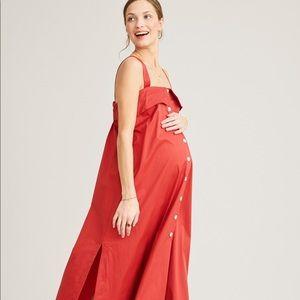 Hatch Maternity Milana Dress NWT!! Size 1